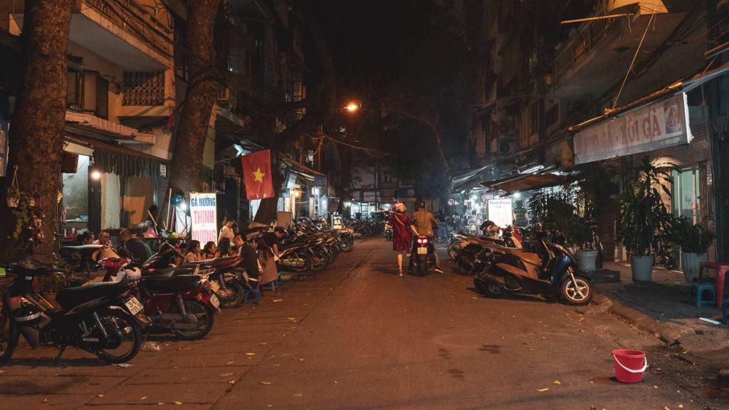 Hanoi Chicken Street 03