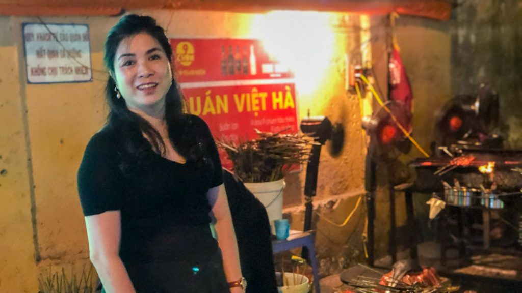 Hanoi Chicken Street 2