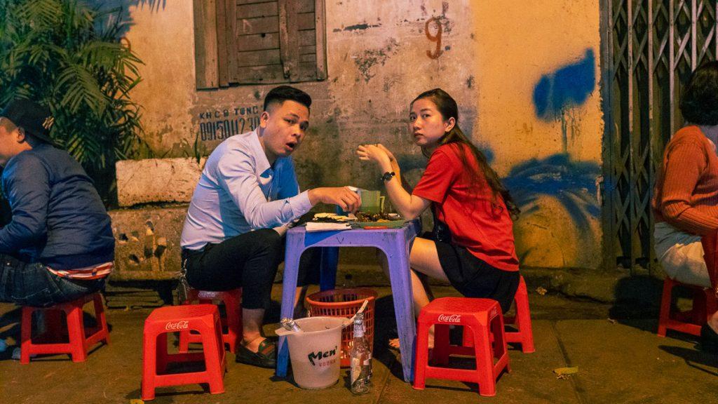 Hanoi Chicken Street 01