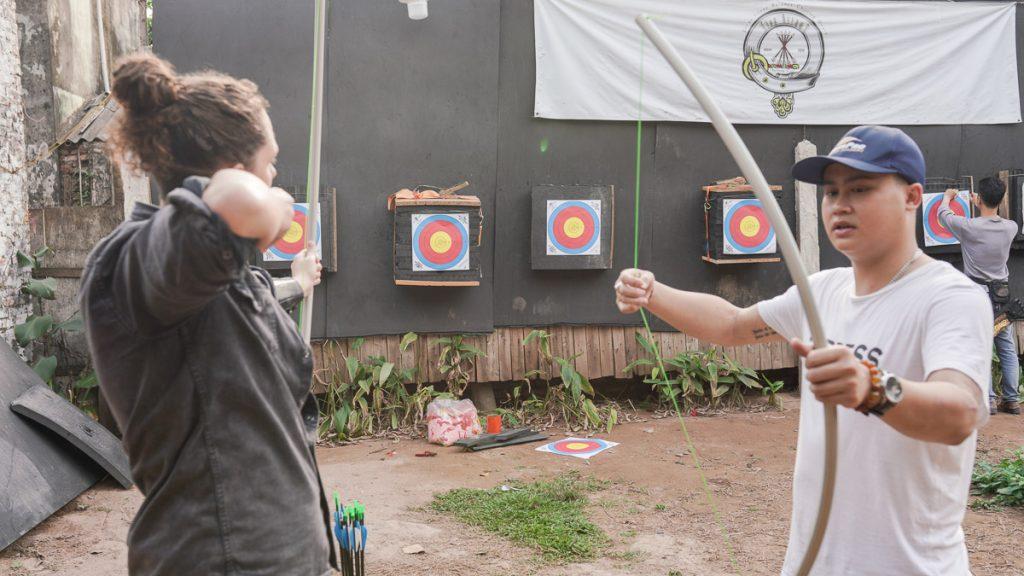 Archery Hanoi 10