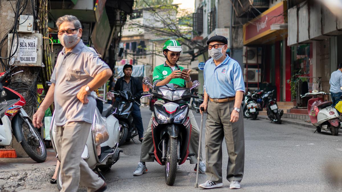 Hanoi Corona Vietnam 21