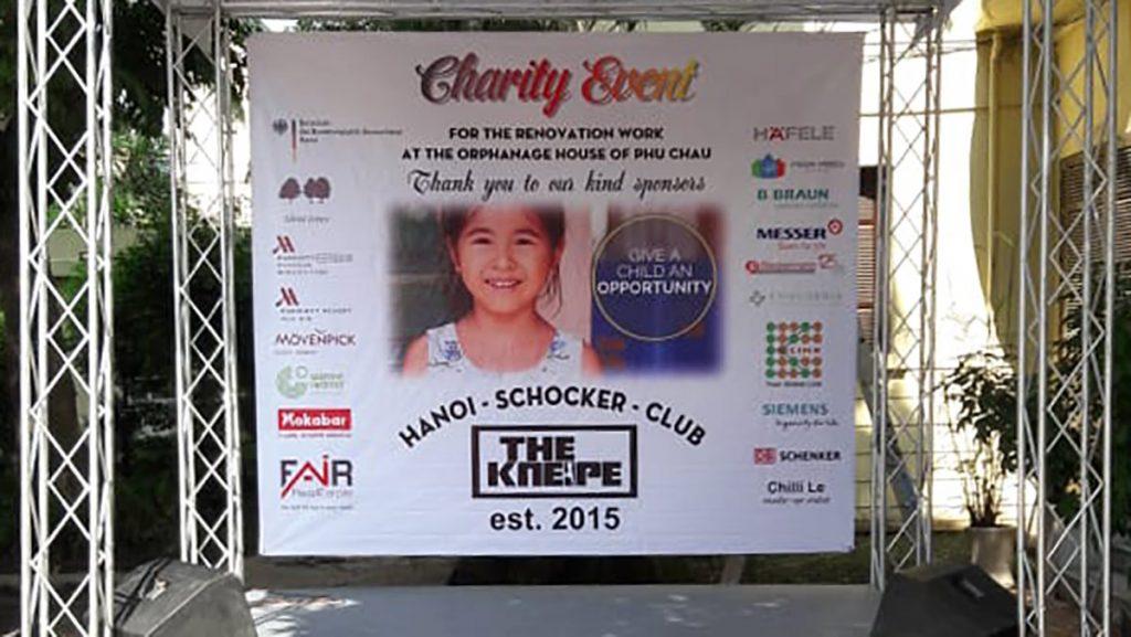 Charity Hanoi