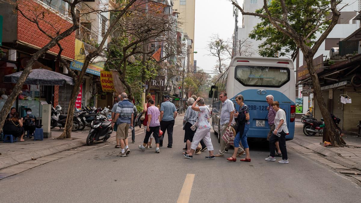 Corona Virus Hanoi Vietnam 7