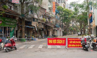 Corona Virus Hanoi Vietnam 8