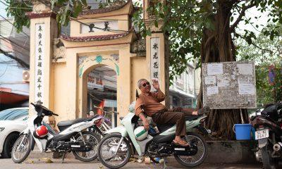 Corona Virus Hanoi Vietnam 2