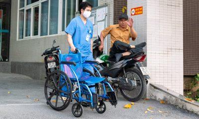 Corona Virus Hanoi Vietnam 22