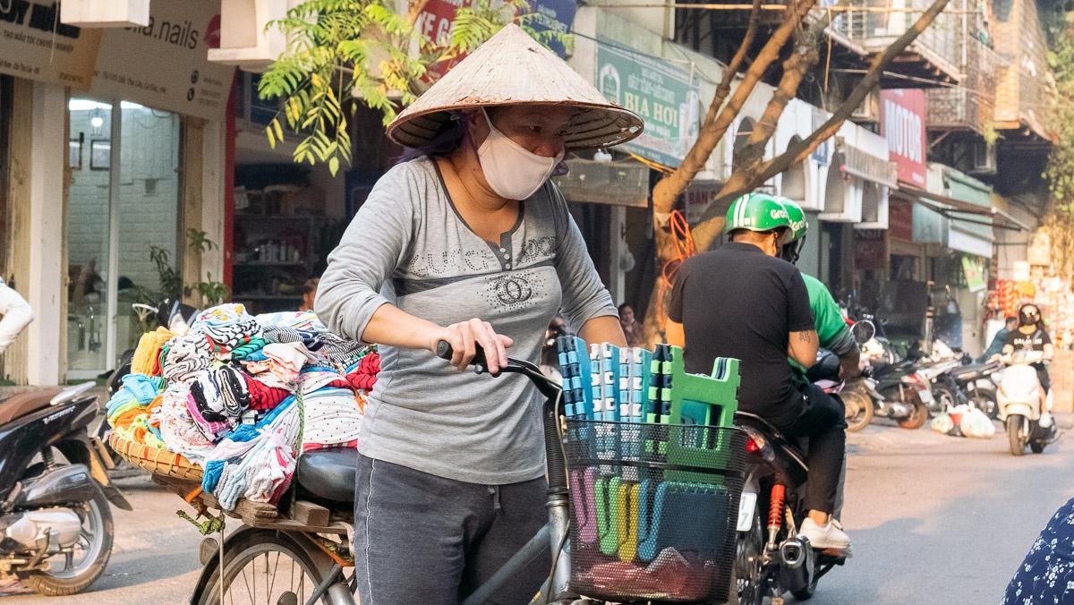 Corona Virus Hanoi Vietnam 17