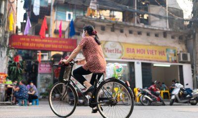 Corona Virus Hanoi Vietnam 16