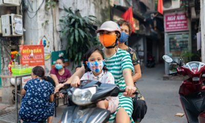 Corona Virus Hanoi Vietnam 14