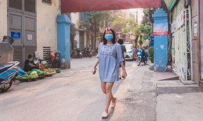 Corona Virus Hanoi Vietnam 13