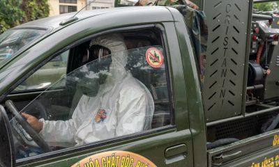 Corona Virus Hanoi Vietnam 02
