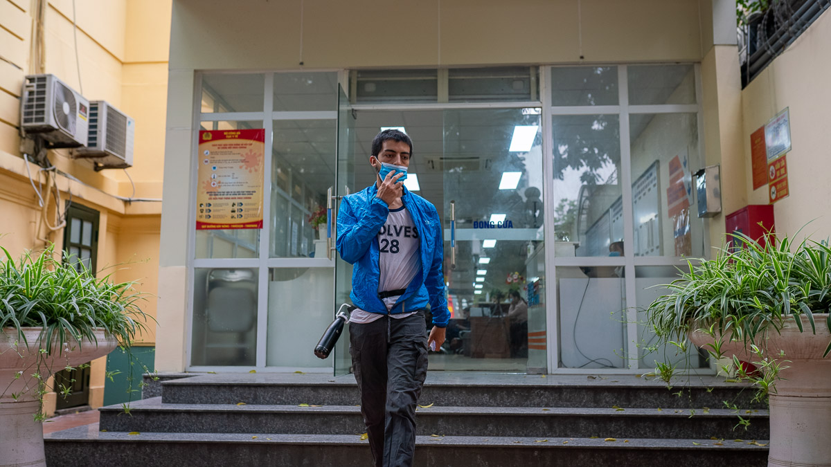Hanoi Virus Streets 07