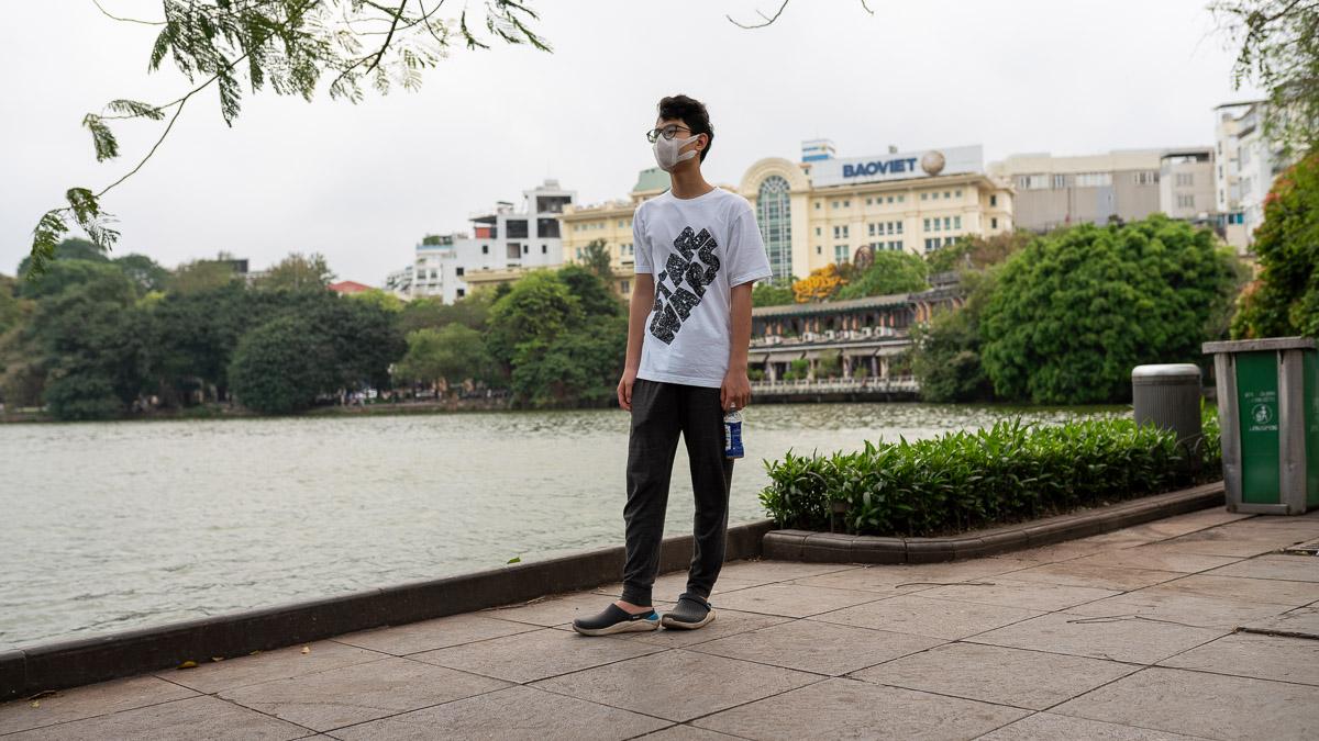 Hanoi March 2020 11