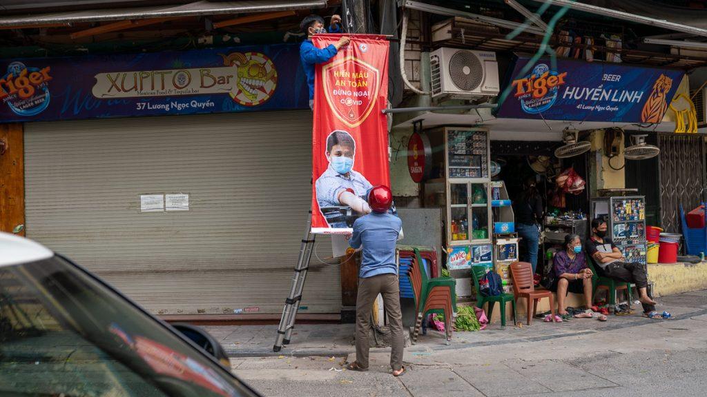 Chao Hanoi Lockdown In Hanoi 2020 3