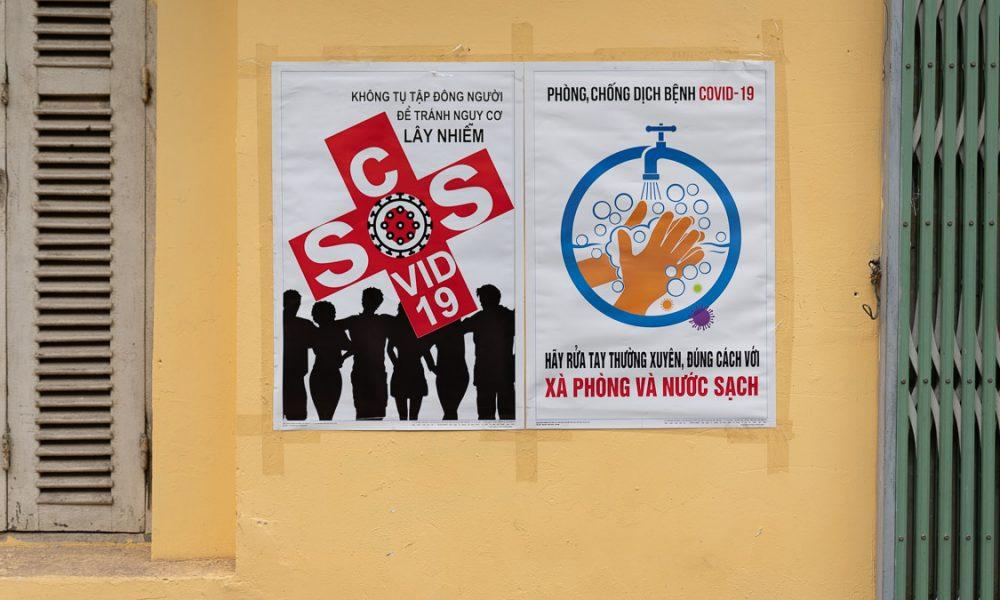Chao Hanoi Lockdown In Hanoi 2020 2