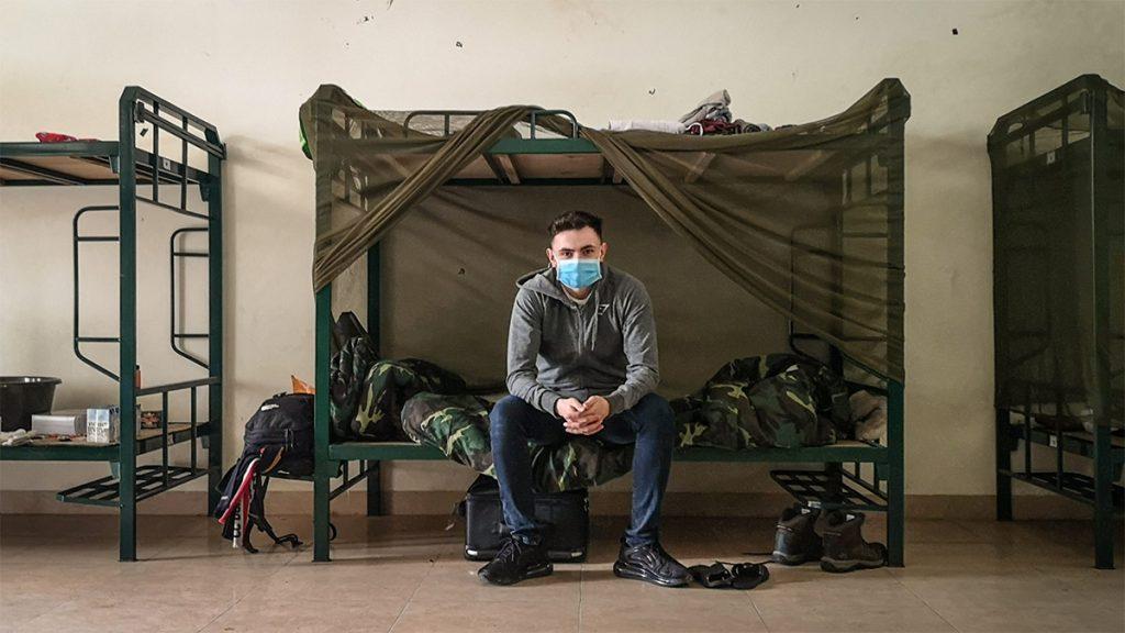 Gavin Wheeldon Quarantine