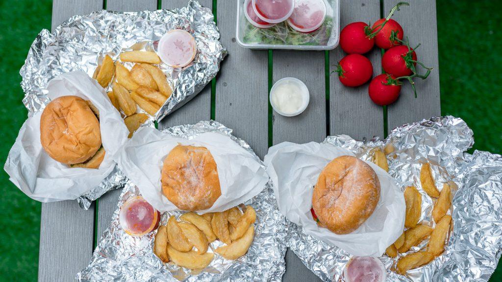 Hanoi Burger Delivery Vietnam Best 3