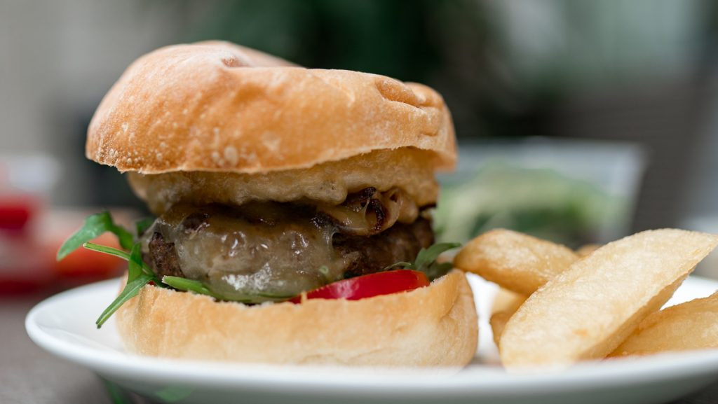Hanoi Burger Delivery Vietnam Best 7