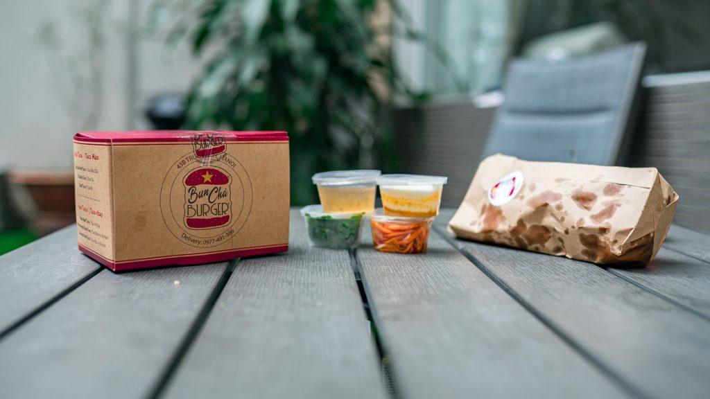 Hanoi Burger Delivery Vietnam Best 16