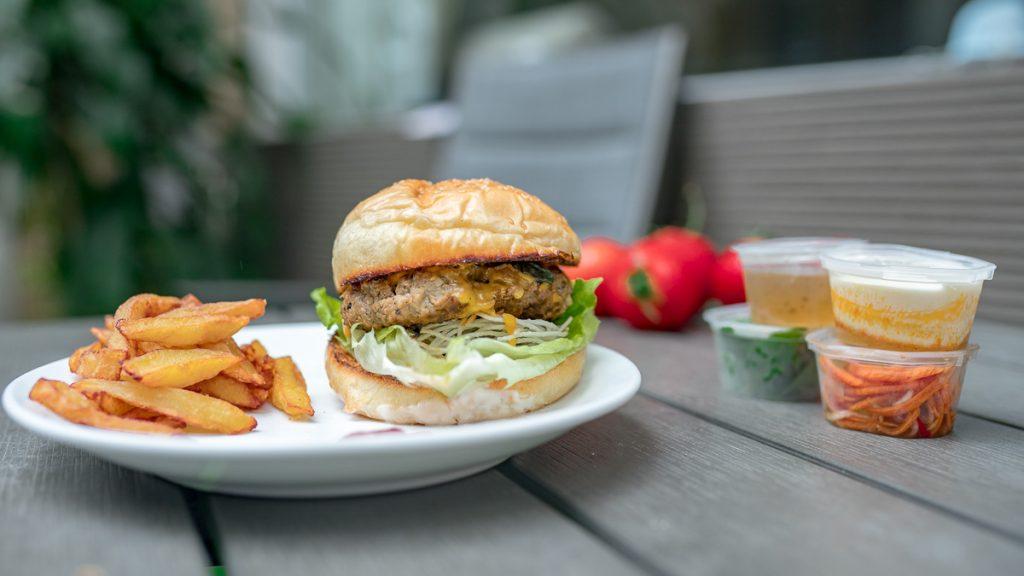 Hanoi Burger Delivery Vietnam Best 17
