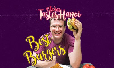 Best Burger In Hanoi Delivery