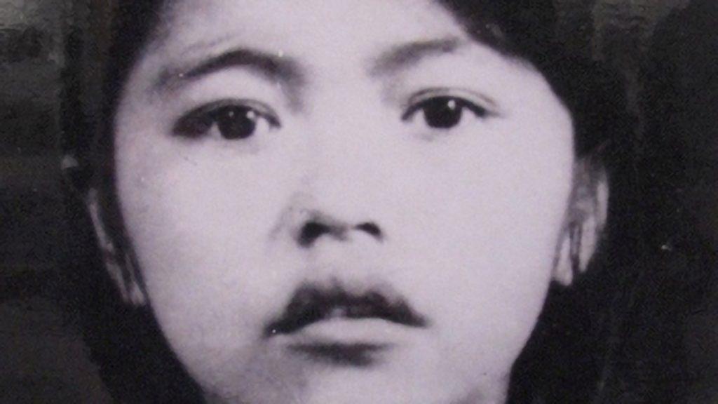 Portrait Of Võ Thị Sáu