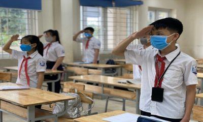 Schools Reopen In Hanoi