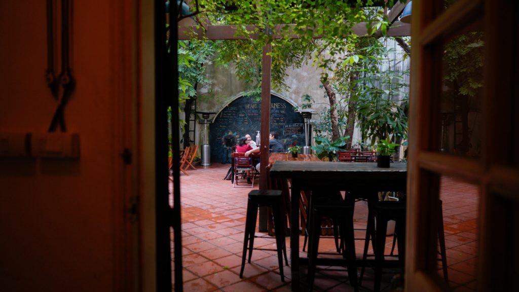 Cousins Restaurant In Hanoi 9