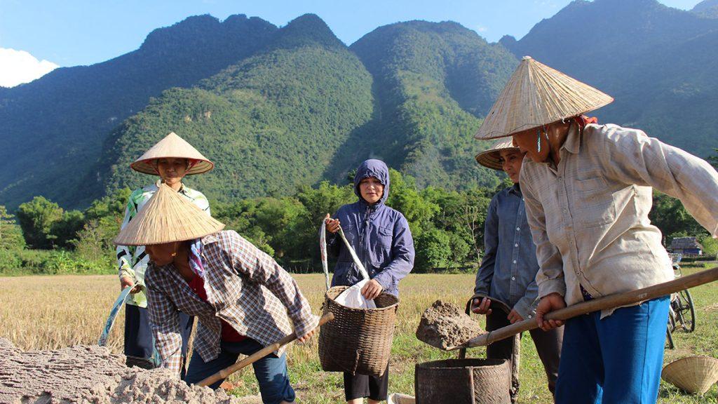 Vietnam Field Working Clothes