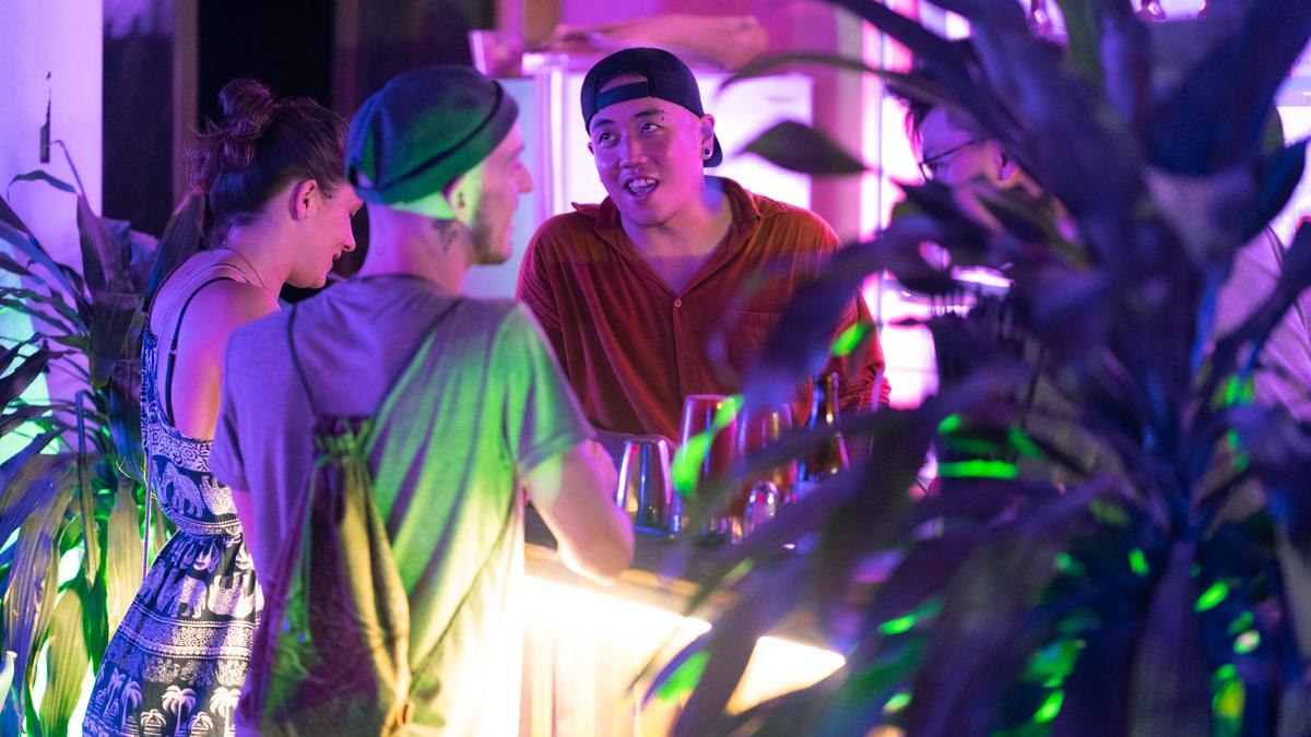 High Bar 23 Pub Opening Hanoi 16