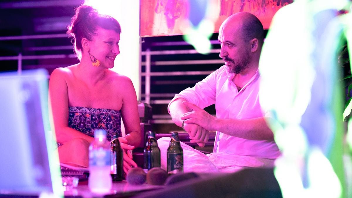 High Bar 23 Pub Opening Hanoi 7