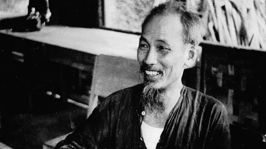 Ho Chi Minh 1951