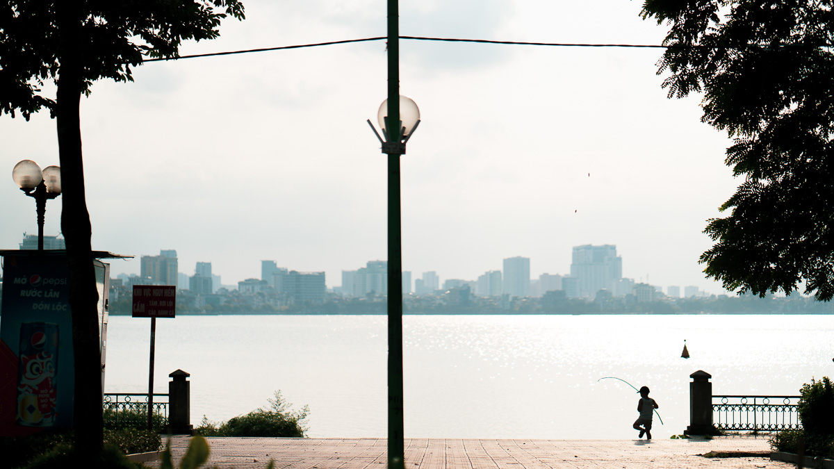 Hanoi City Life 6