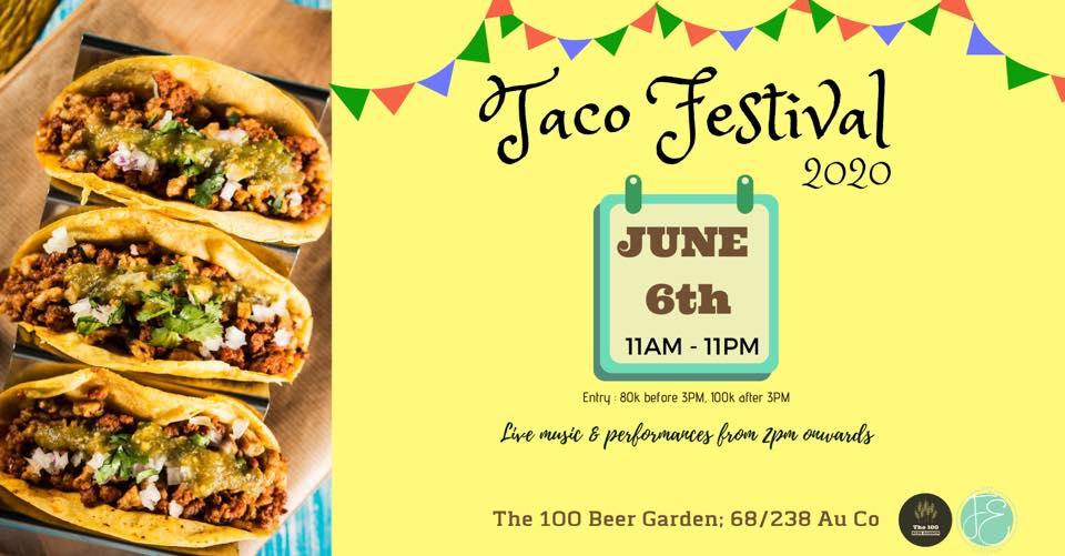 0606 Hanoi Event Taco Festival