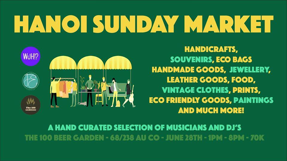 2806 Hanoi Events Market Sunday