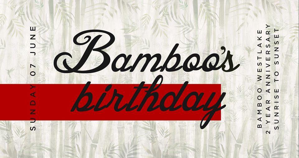 0706 Hanoi Events Bamboo Birthday