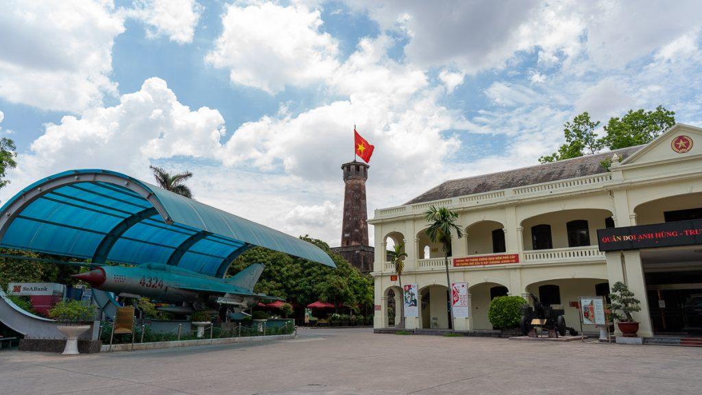 Hanoi Military Museum 10