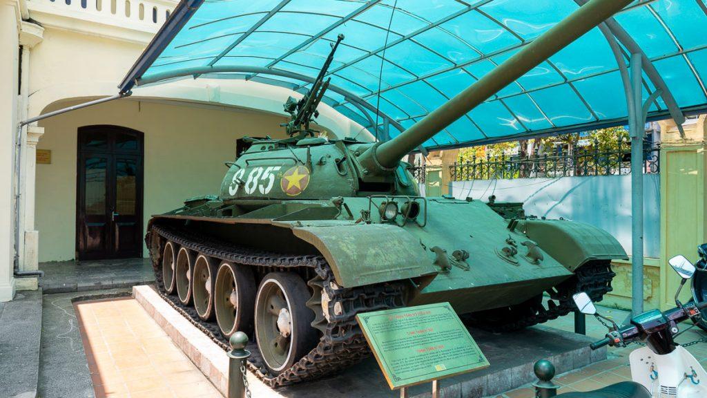 Hanoi Military Museum 9