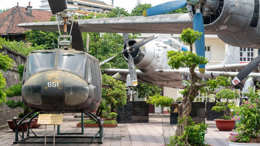 Hanoi Military Museum 8