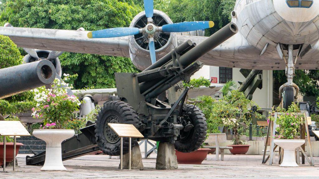 Hanoi Military Museum 6