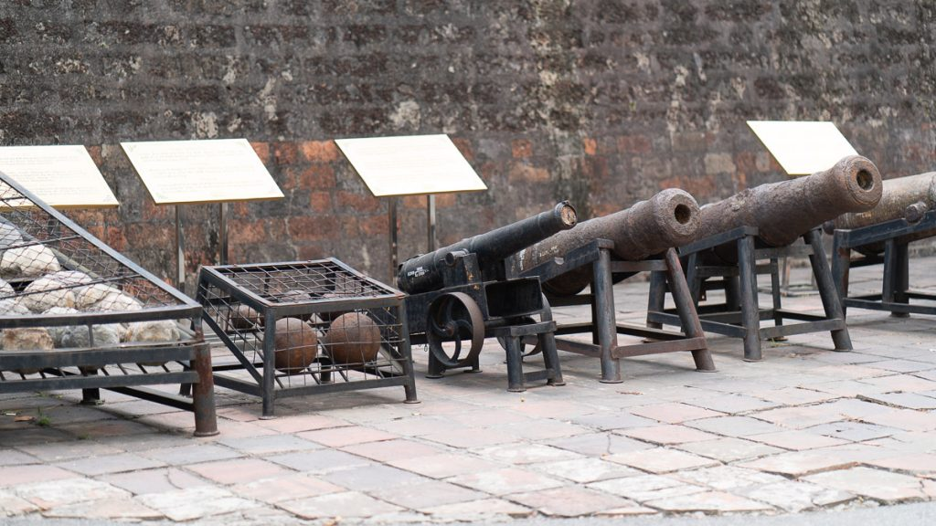 Hanoi Military Museum 1