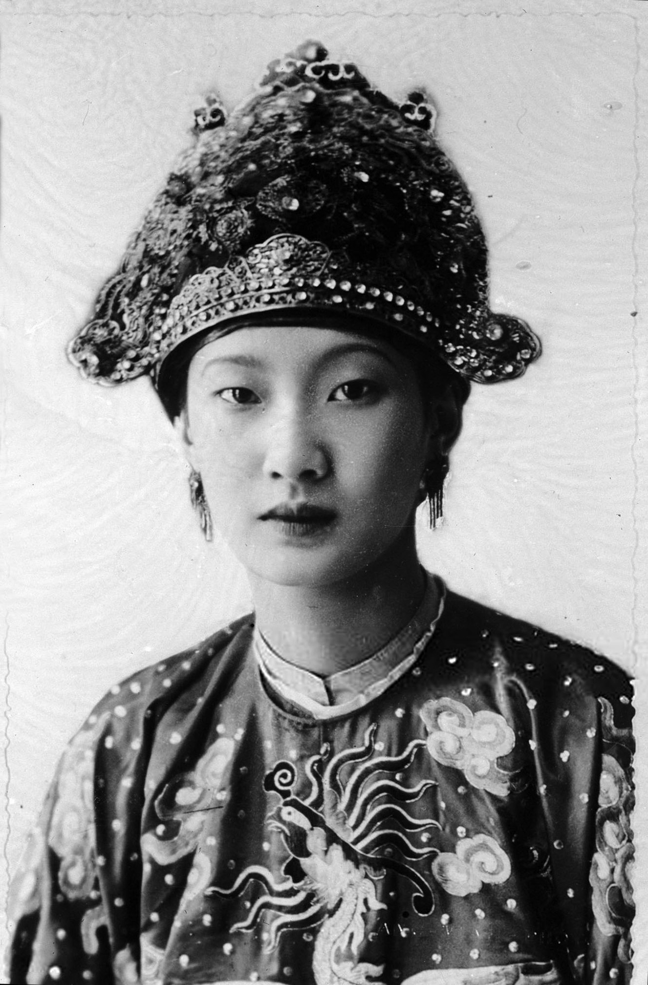 Woman Of Vietnam