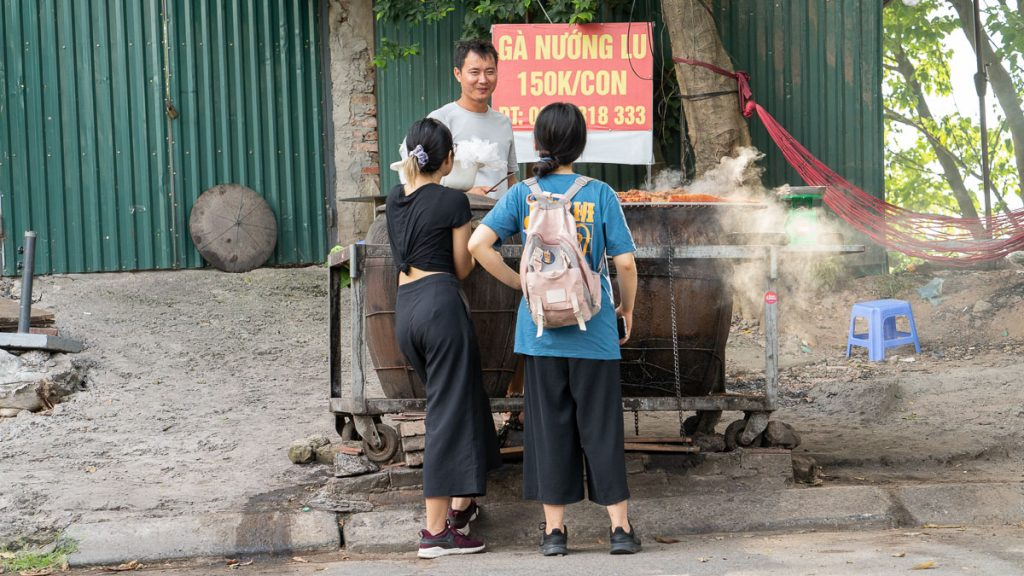 Hanoi City Life Best Pork 7