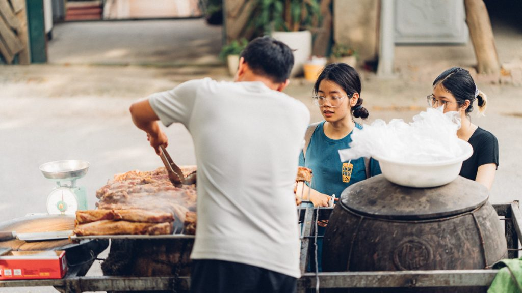 Hanoi City Life Best Pork 5
