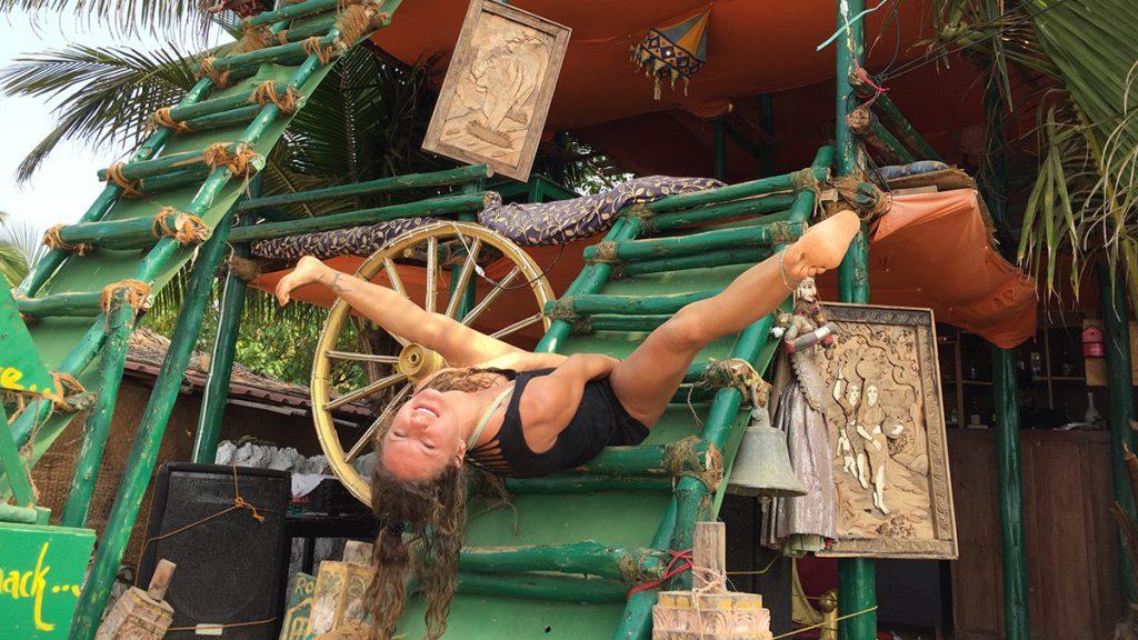 Yoga In Hanoi