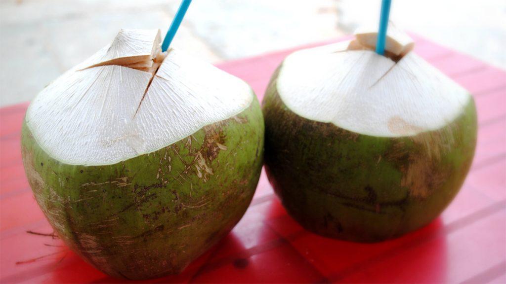 Coconut Juice Hanoi