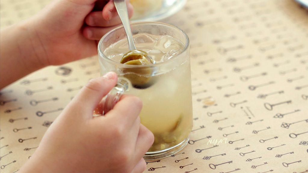 Dracontomelon Juice Hanoi