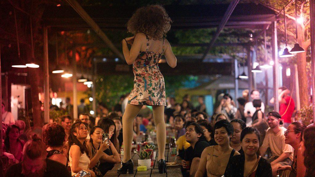 Drag Hanoi