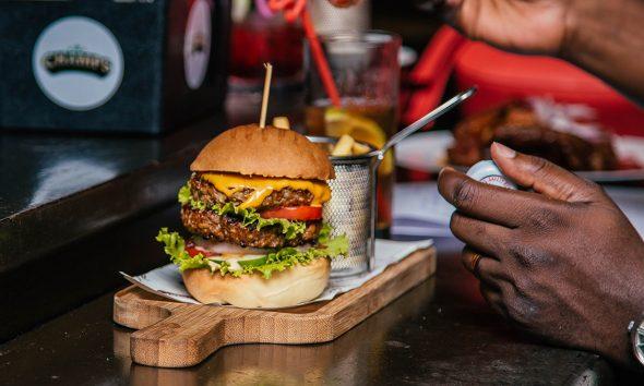 Melting Pot Slider Festival Hanoi Burgers