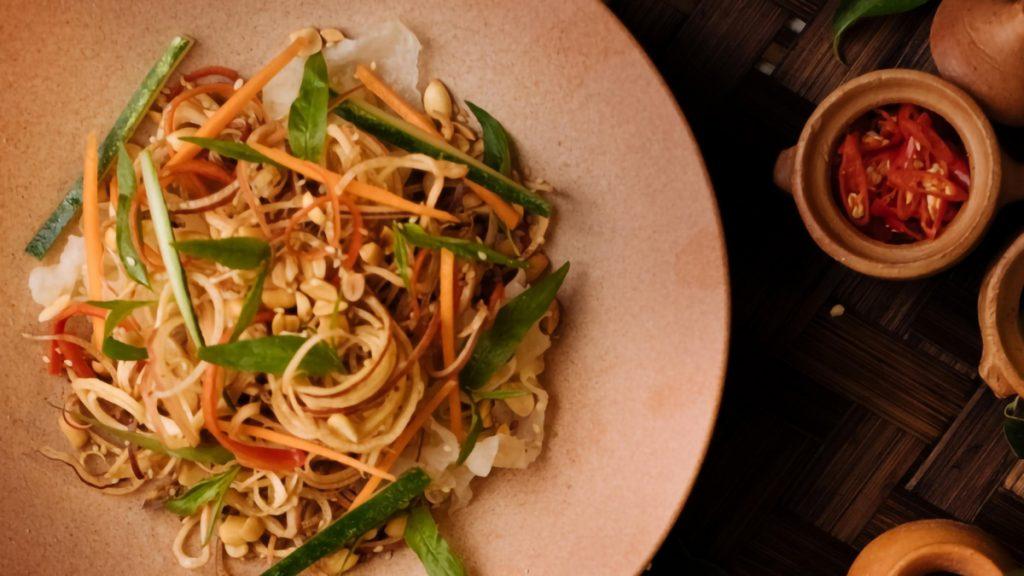Vegetarian Food Hanoi